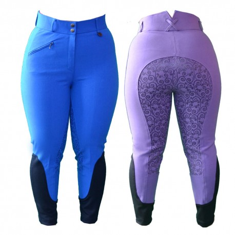 Sticky Vicki Breeches